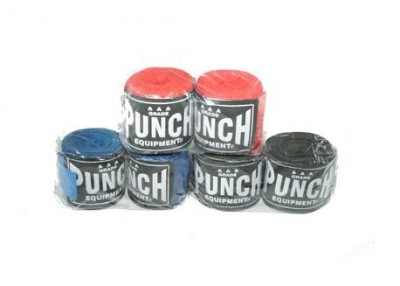 Punch Stretch Hand Wraps - Variety